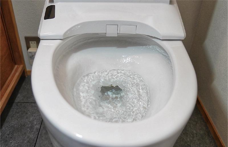 水圧の確認